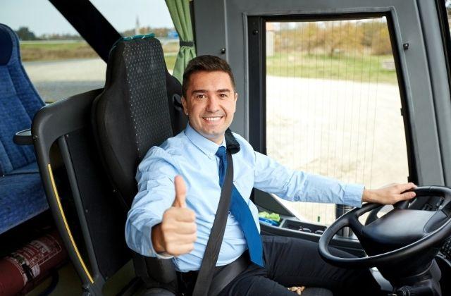 Kierowca firmy przewozy banan - busy do Niemiec