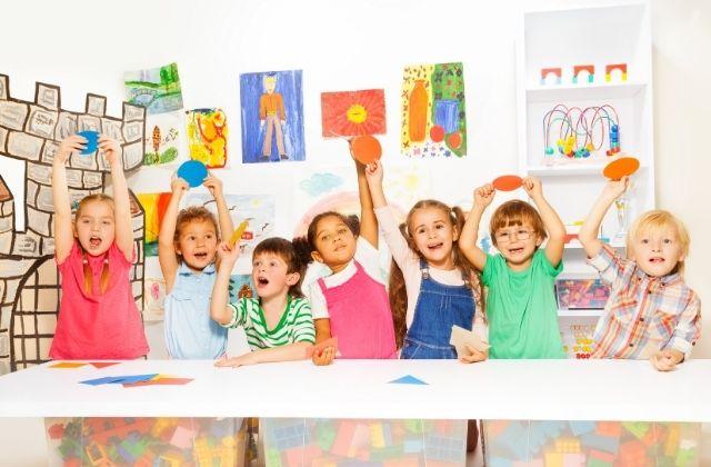 Zajęcia w przedszkolu Mówiś w Słupsku