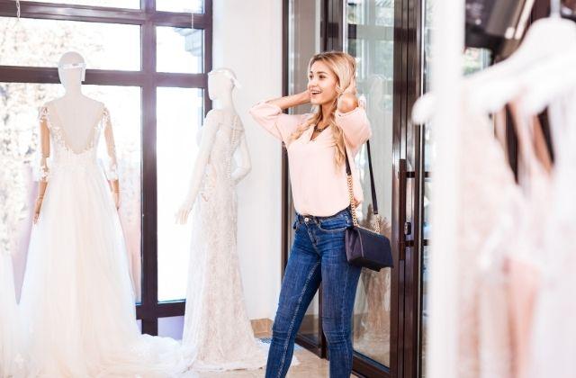 Salon sukni ślubnych Bella Rossa